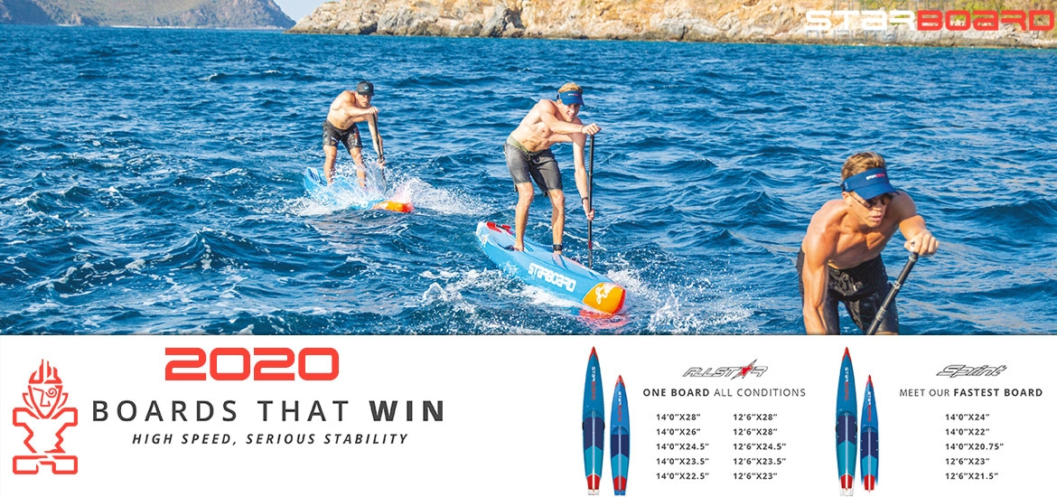 starboard paddle board 2020