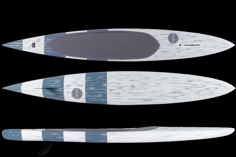 prone paddle board