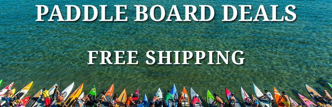 Huge paddle board sale