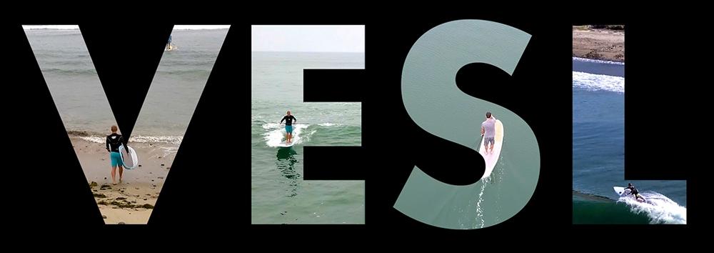 vesl paddle board company