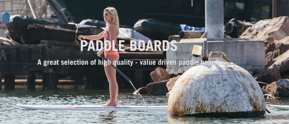 paddle board packages