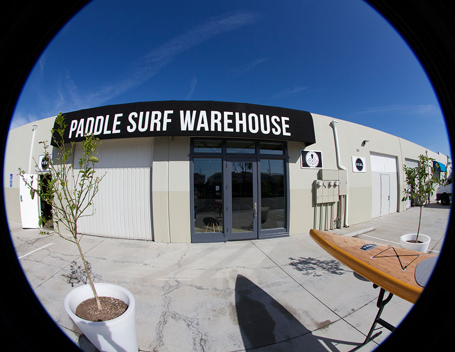 newport beach paddle board shop